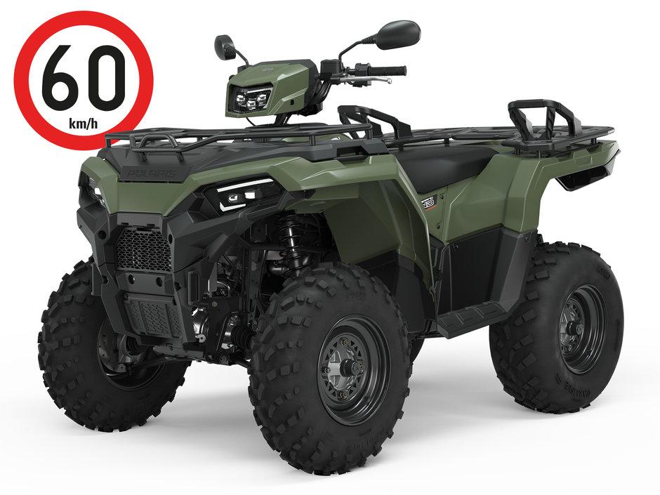 2021 Sportsman 570 EFI EPS AGRI – T3B
