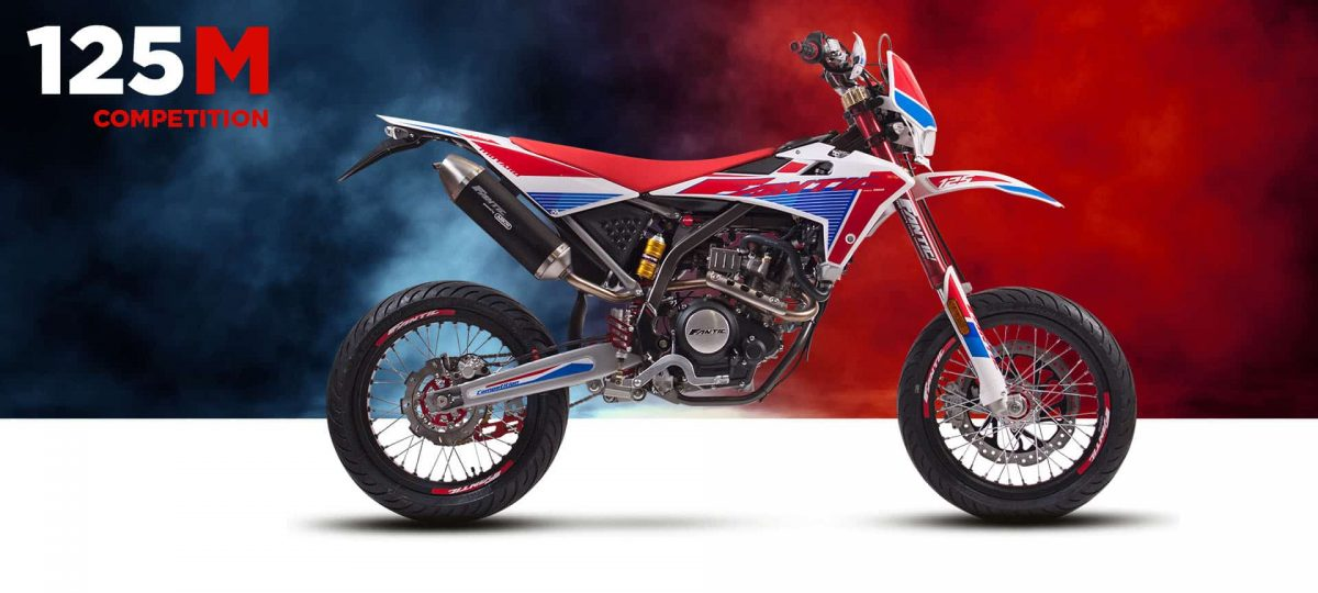 FANTIC COMPETITION 125 MOTARD 2020