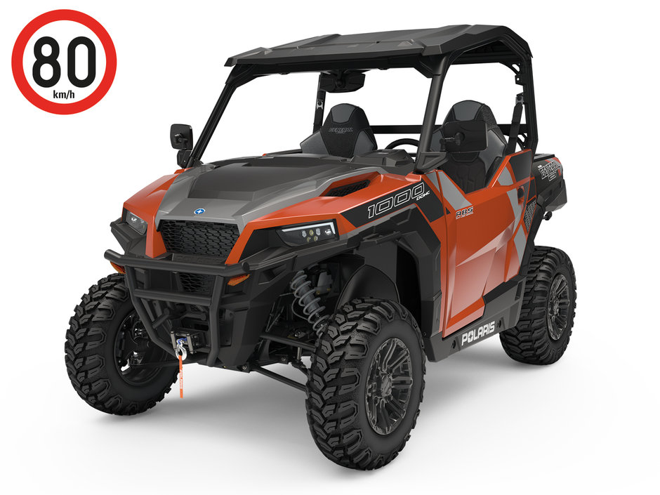 Polaris General XP1000EPS DL 2018