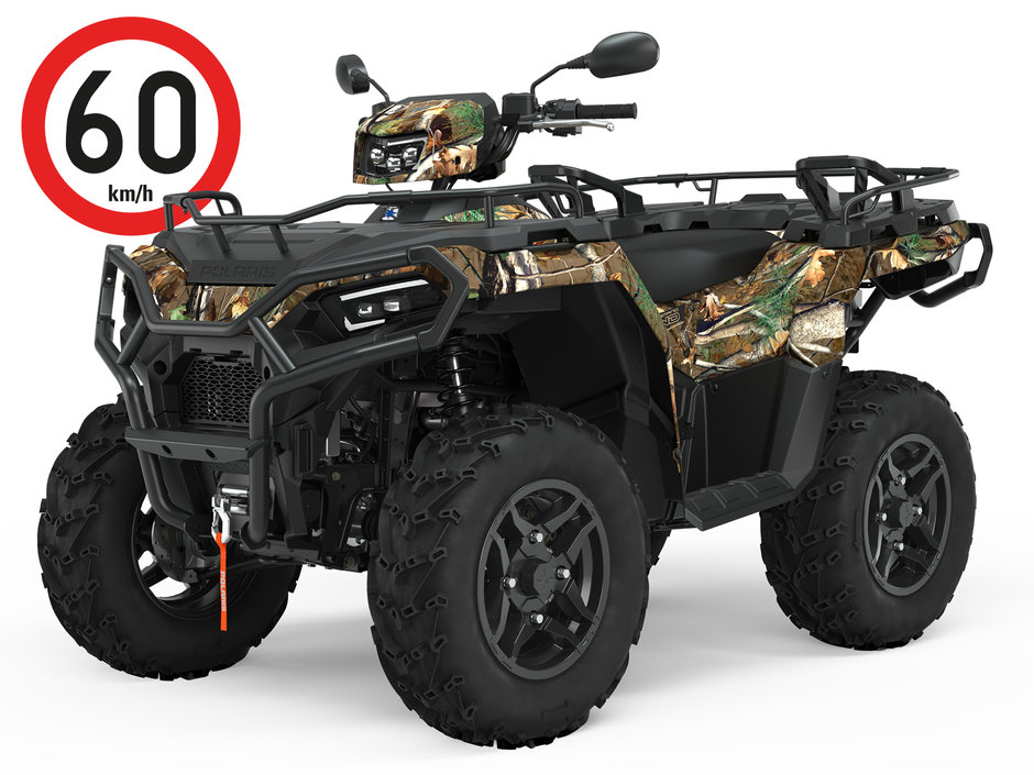 Polaris Sportsman 570 EPS Hunter SE – T3B 2021