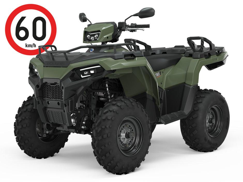 2021 Sportsman 570 EFI 4×4 – T3B
