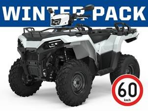 Polaris Sportsman 570 EFI Winter Pack 2021