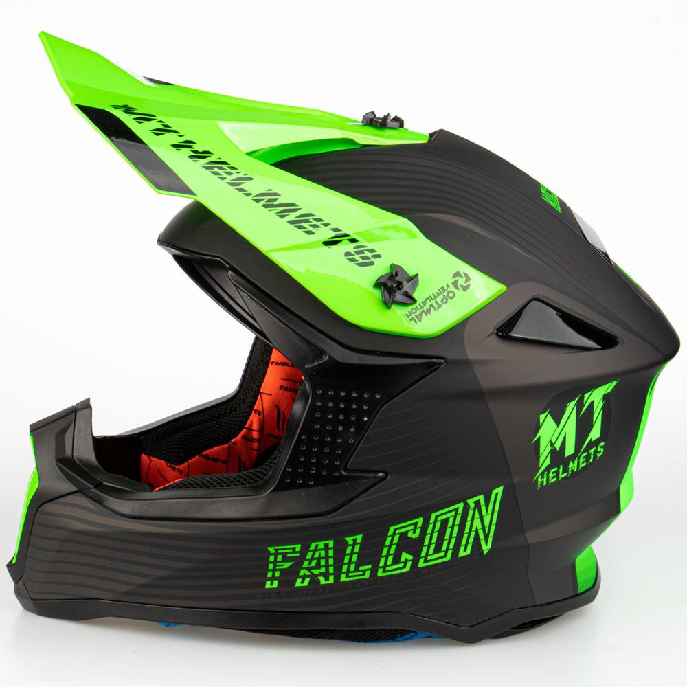 MT Falcon Systems D6