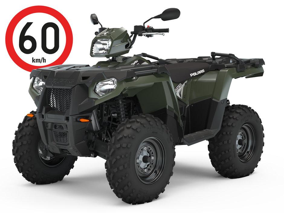 POLARIS SPORTSMAN 570 Efi eps eu traktori