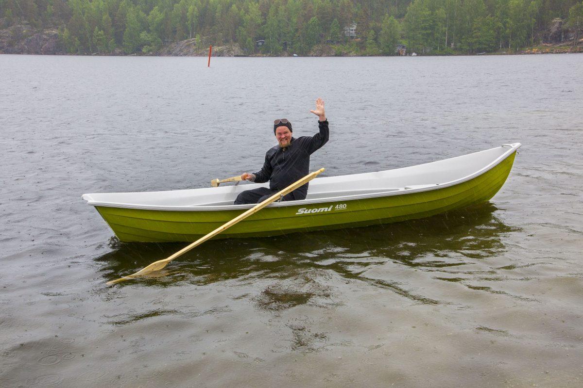 Suomi 480 soutuvene