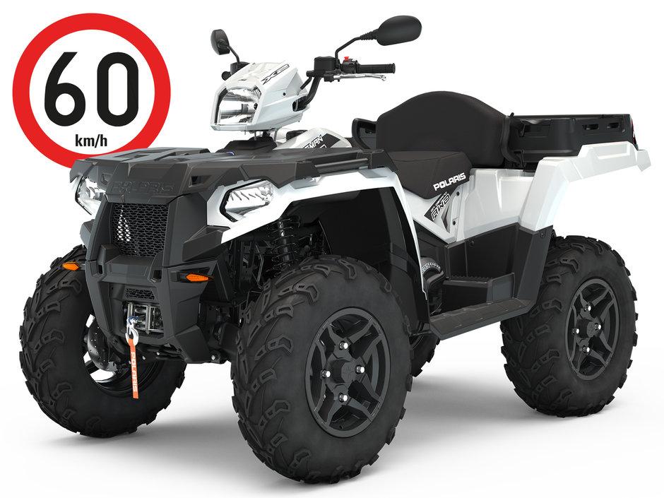 2020 Sportsman 570 EFI EPS X2 Nordic Pro -T3B