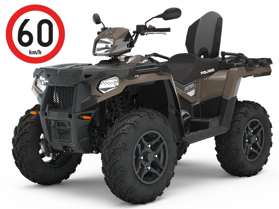 2021 Sportsman 570 EFI EPS  Touring DL 4×4 – T3B