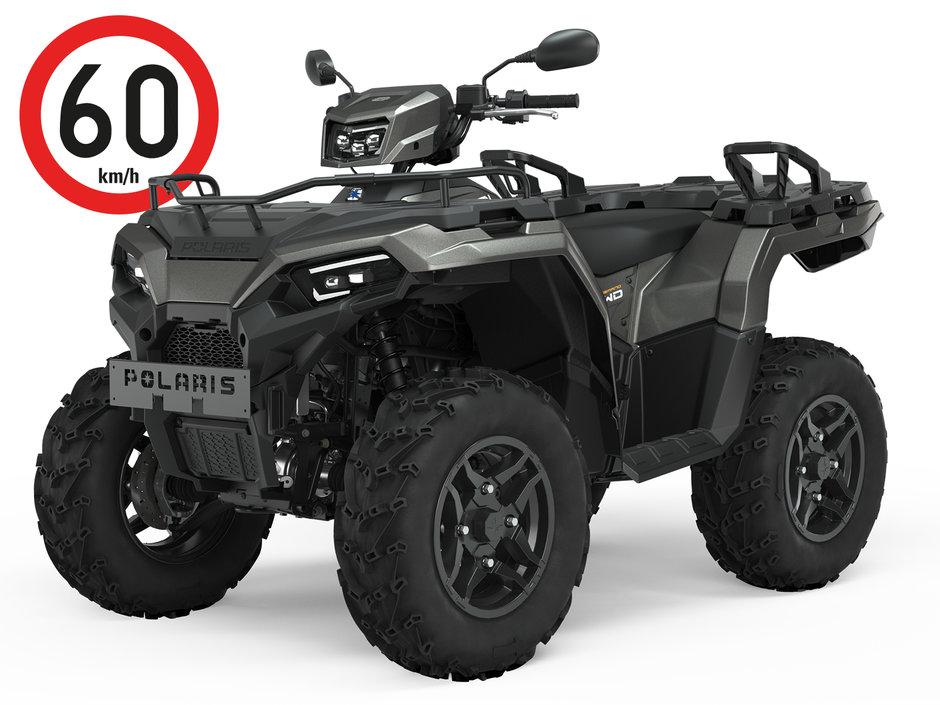 Polaris Sportsman 570 EFI SP EPS 4×4 – T3B 2021