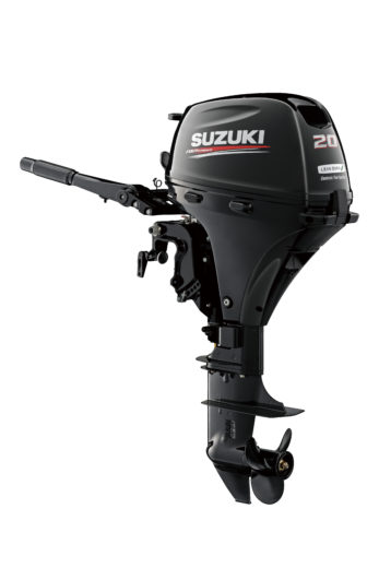 Suzuki DF20AES sähköstartilla
