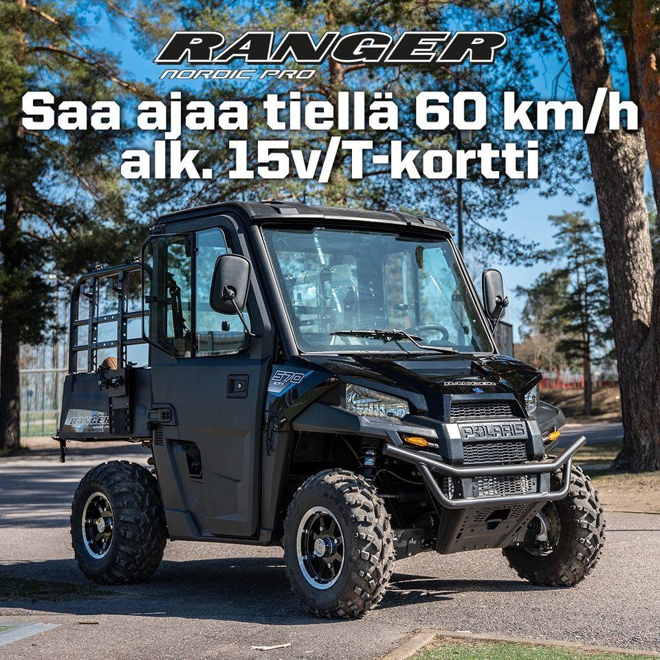 Polaris Ranger 570 EFI EPS Nordic Pro